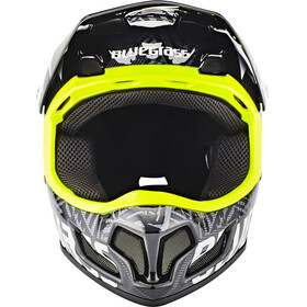 bluegrass Brave Fullface Helm black/yellow